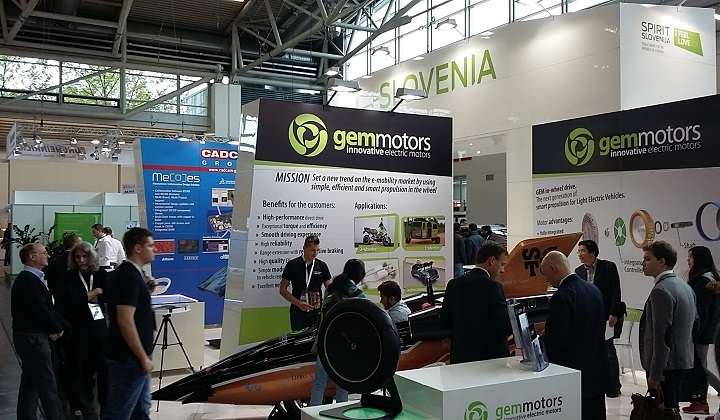 GEM motors at eCarTec